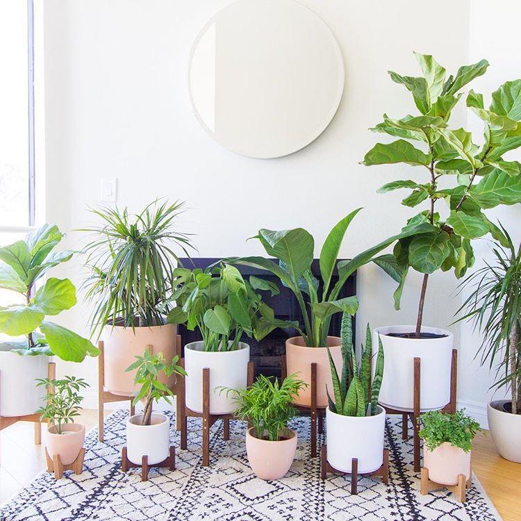 Come arredare il balcone di casa vaso da esterno design Modern planter