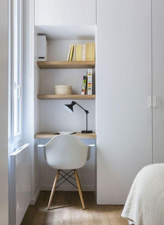 Come Arredare una zona studio in camera da letto