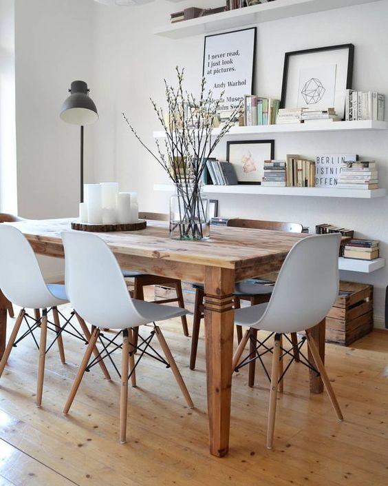 Come Abbinare Tavolo E Sedie Ricreando Stili Diversi Nella Zona Living Blog Visioninterne